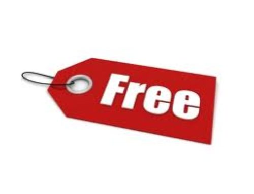 Free Marketing    . . .   Now that's more like it!