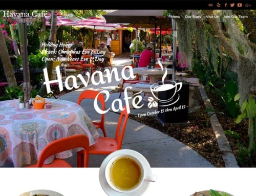 Havana Cafe' of the Everglades