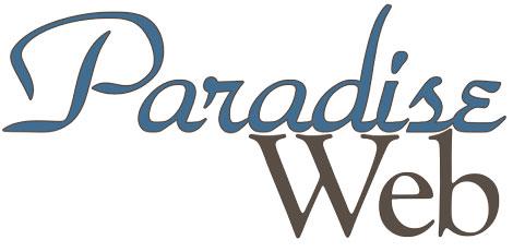 Paradise Web Retina Logo