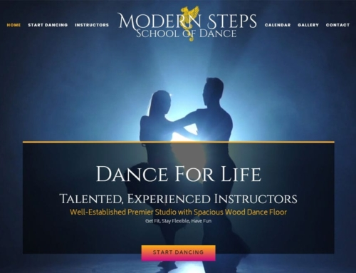 Modern Steps School of Dance