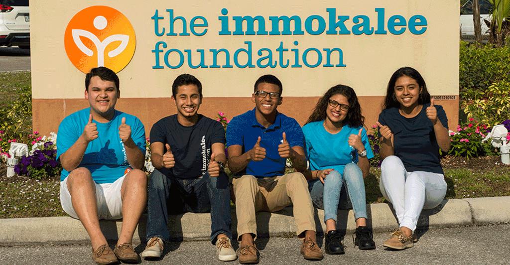 Graphic Design - Immokalee Foundation